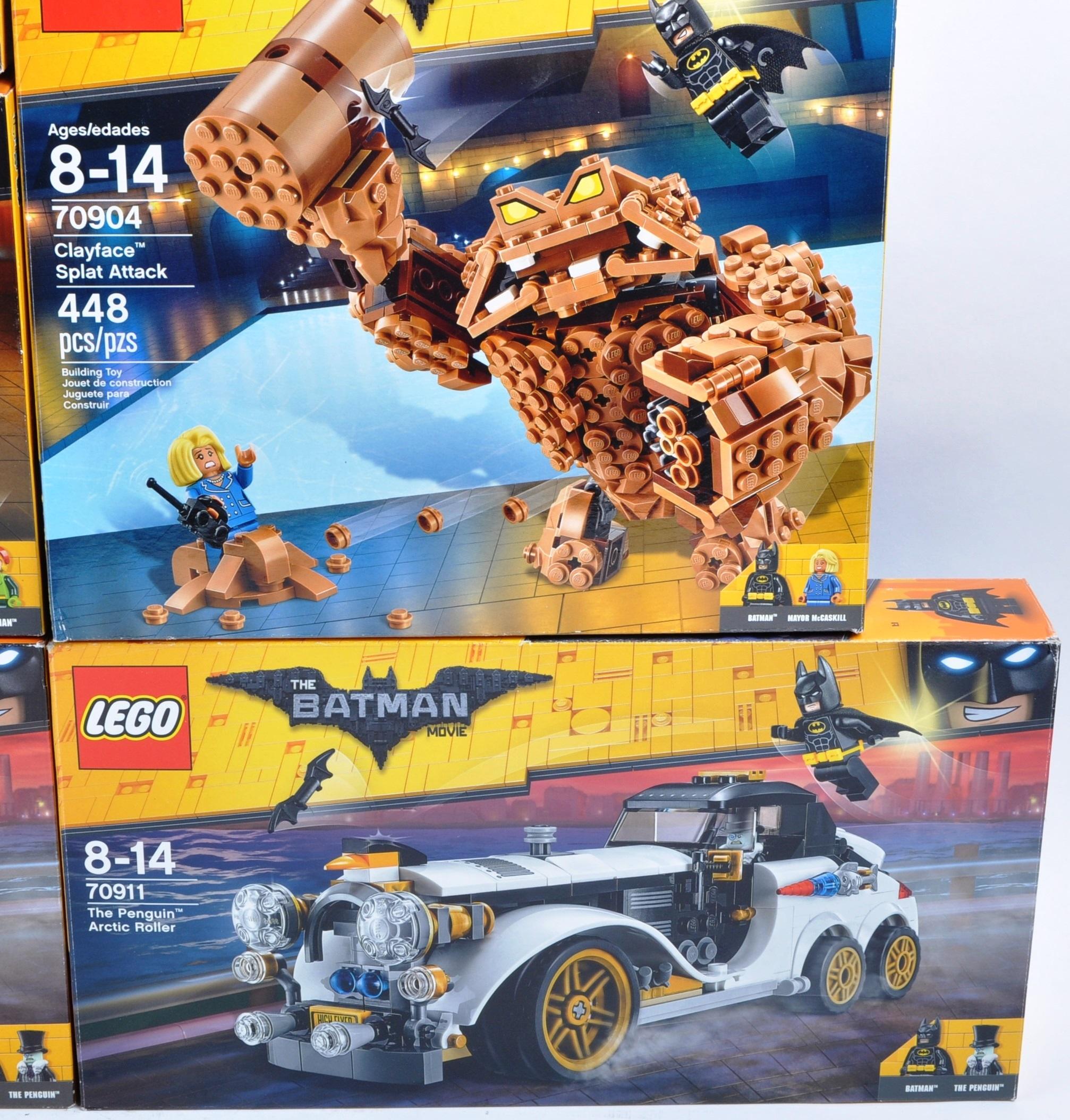 LEGO SETS - THE BATMAN MOVIE - Image 3 of 6