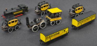 MODEL RAILWAYS - HO GAUGE & N GAUGE SETS