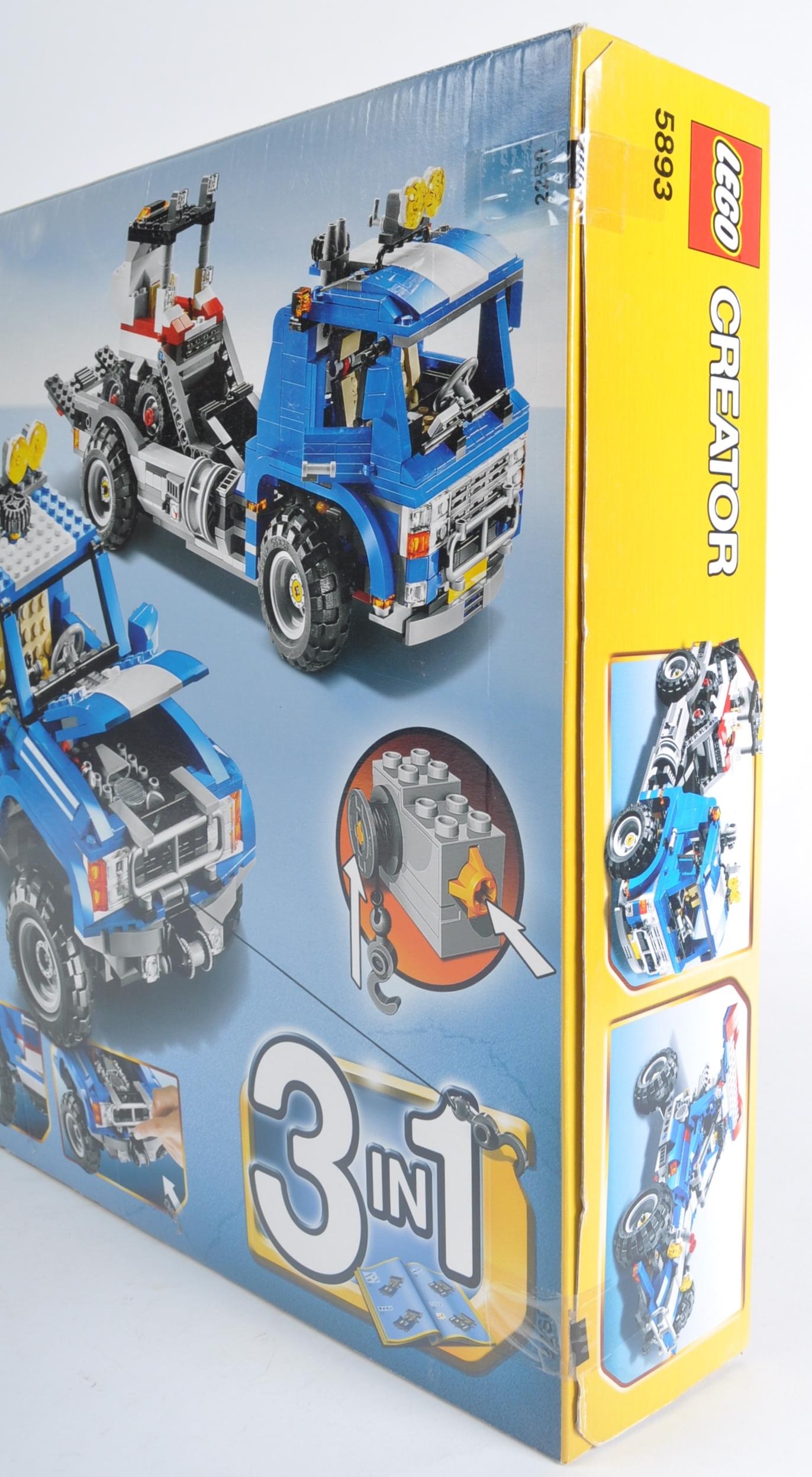 LEGO SET - LEGO CREATOR - 5893 - OFF ROAD POWER - Image 3 of 4