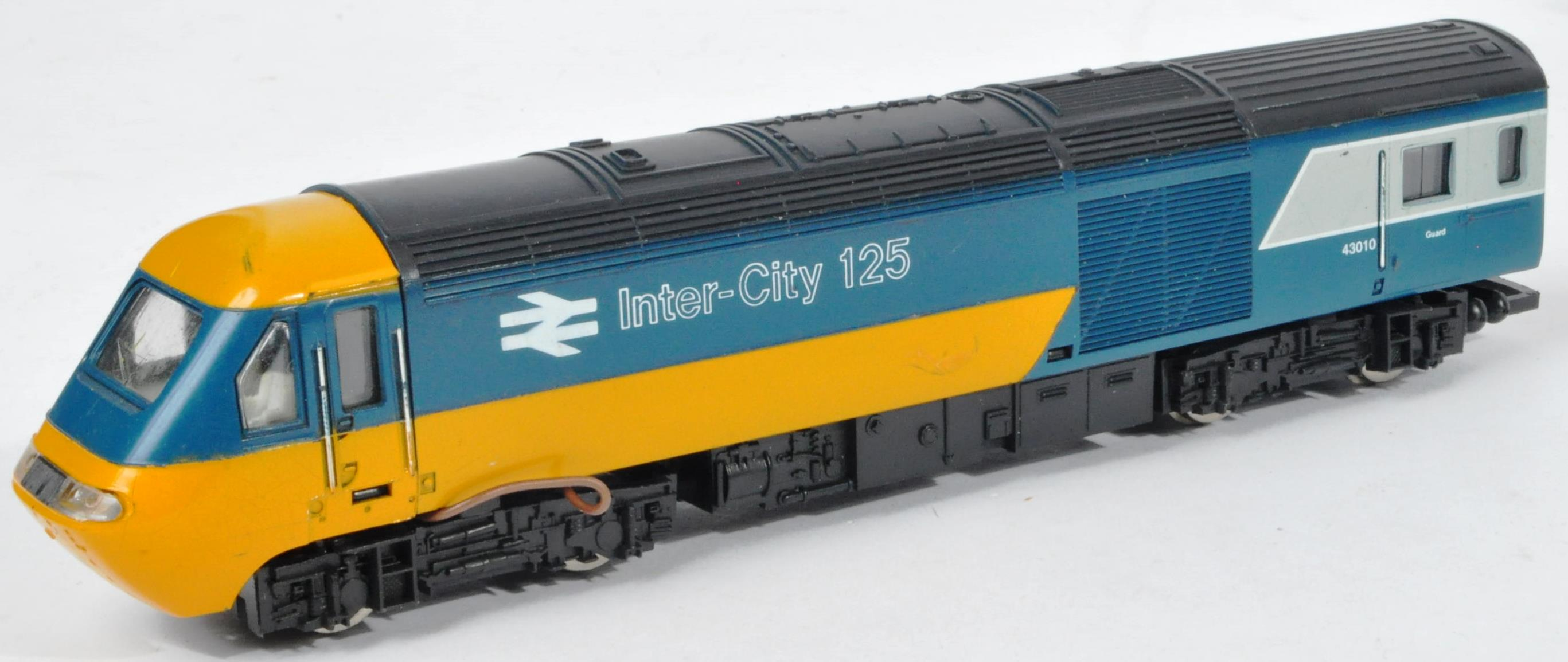 COLLECTION OF ASSORTED DIESEL 00 GAUGE TRAINSET LOCOMOTIVES & CARRIAGES - Image 5 of 10