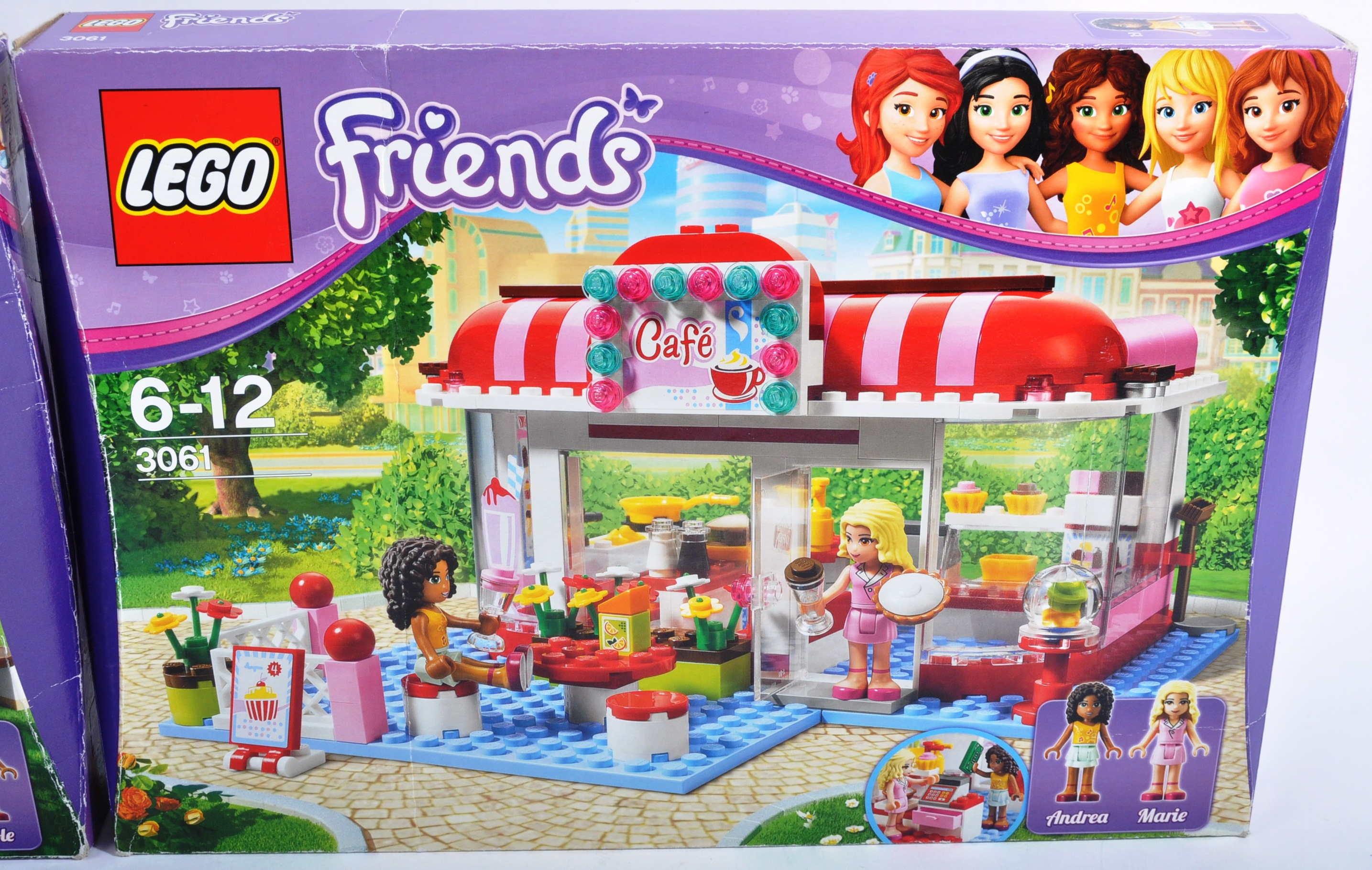 LEGO SETS - LEGO FRIENDS - COLLECTION OF X5 LEGO FRIENDS SETS - Image 6 of 6