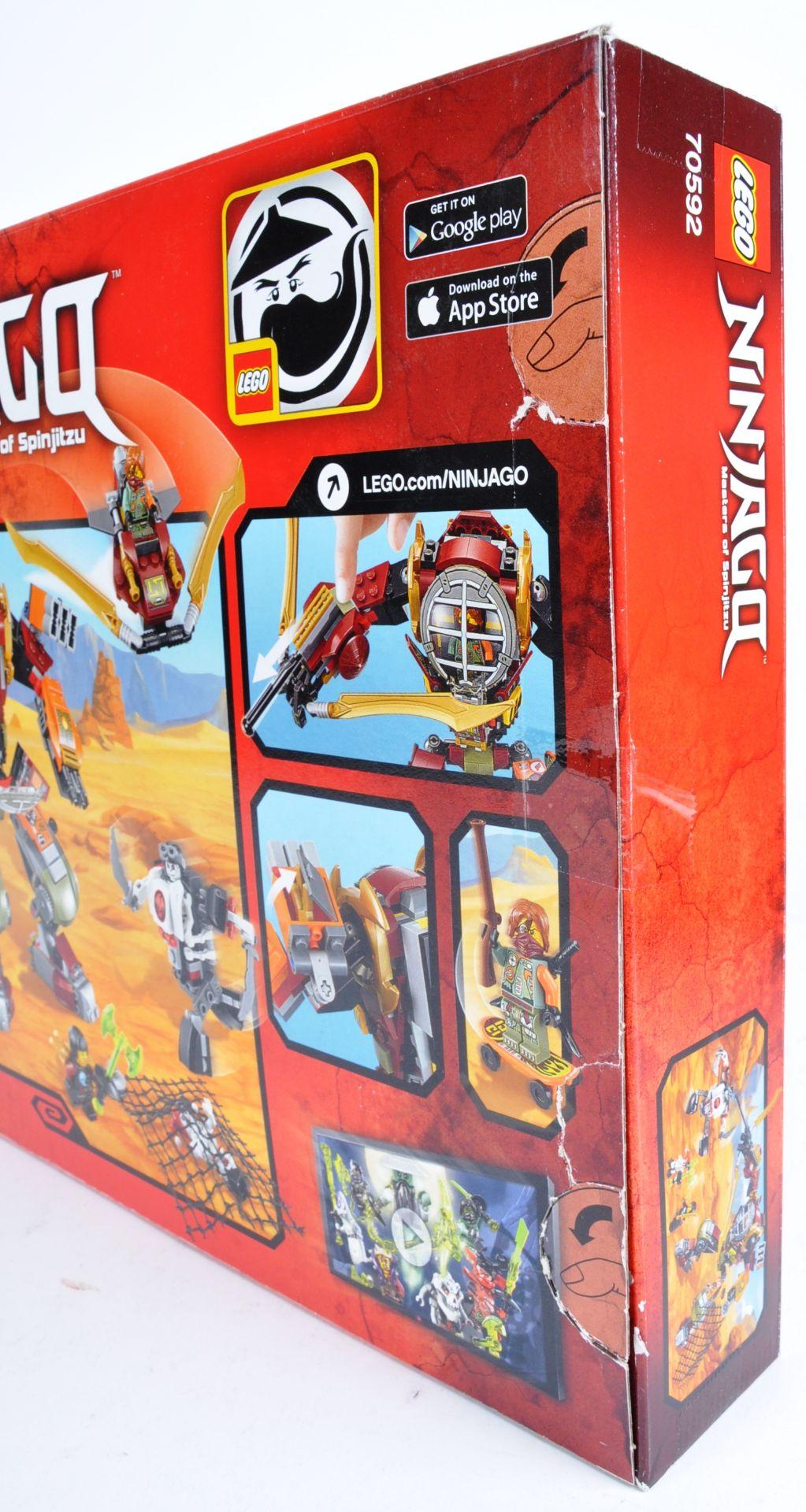 LEGO SETS - LEGO NINJAGO - 70589 / 70592 / 70746 / 70748 - Image 9 of 10