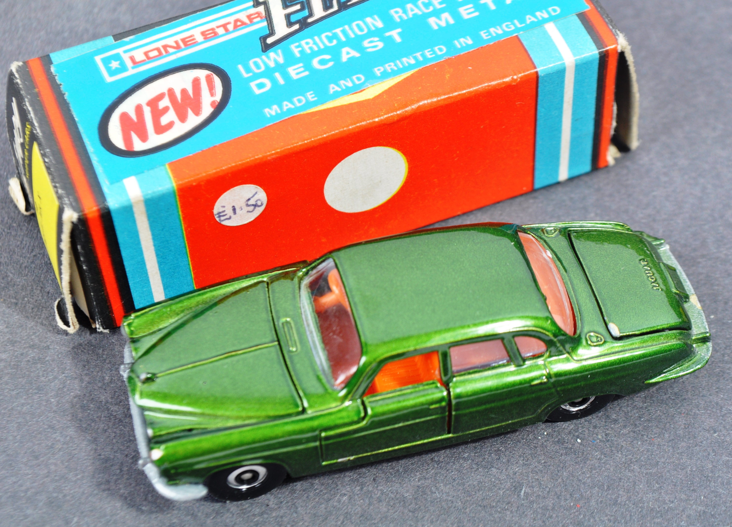 COLLECTION OF X5 ORIGINAL VINTAGE LONE STAR DIECAST MODELS - Image 5 of 6