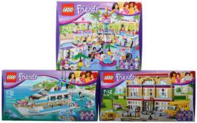 LEGO SETS - LEGO FRIENDS - 41015 / 41058 / 41134