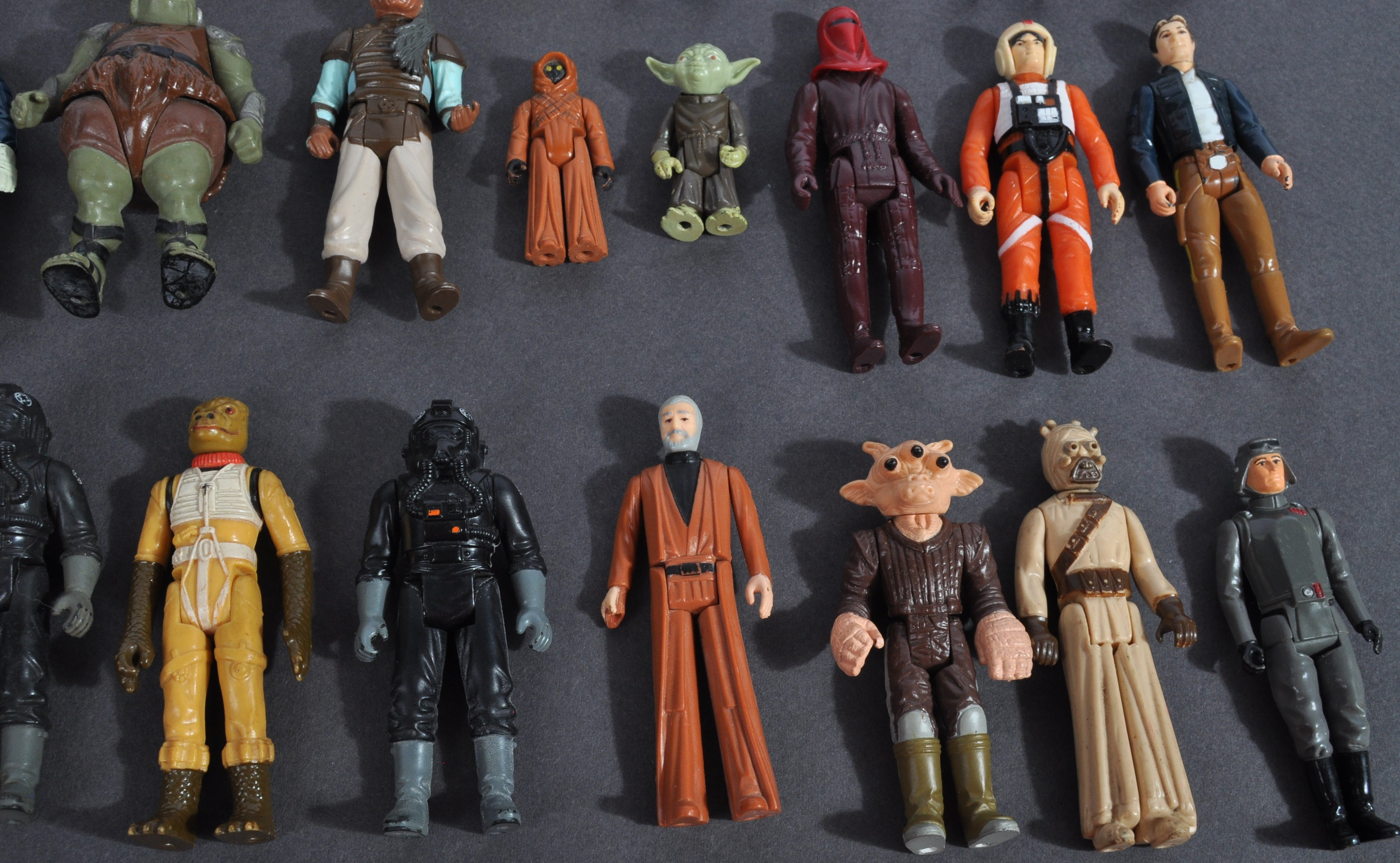 STAR WARS - COLLECTION OF VINTAGE KENNER / PALITOY ACTION FIGURES - Image 6 of 7