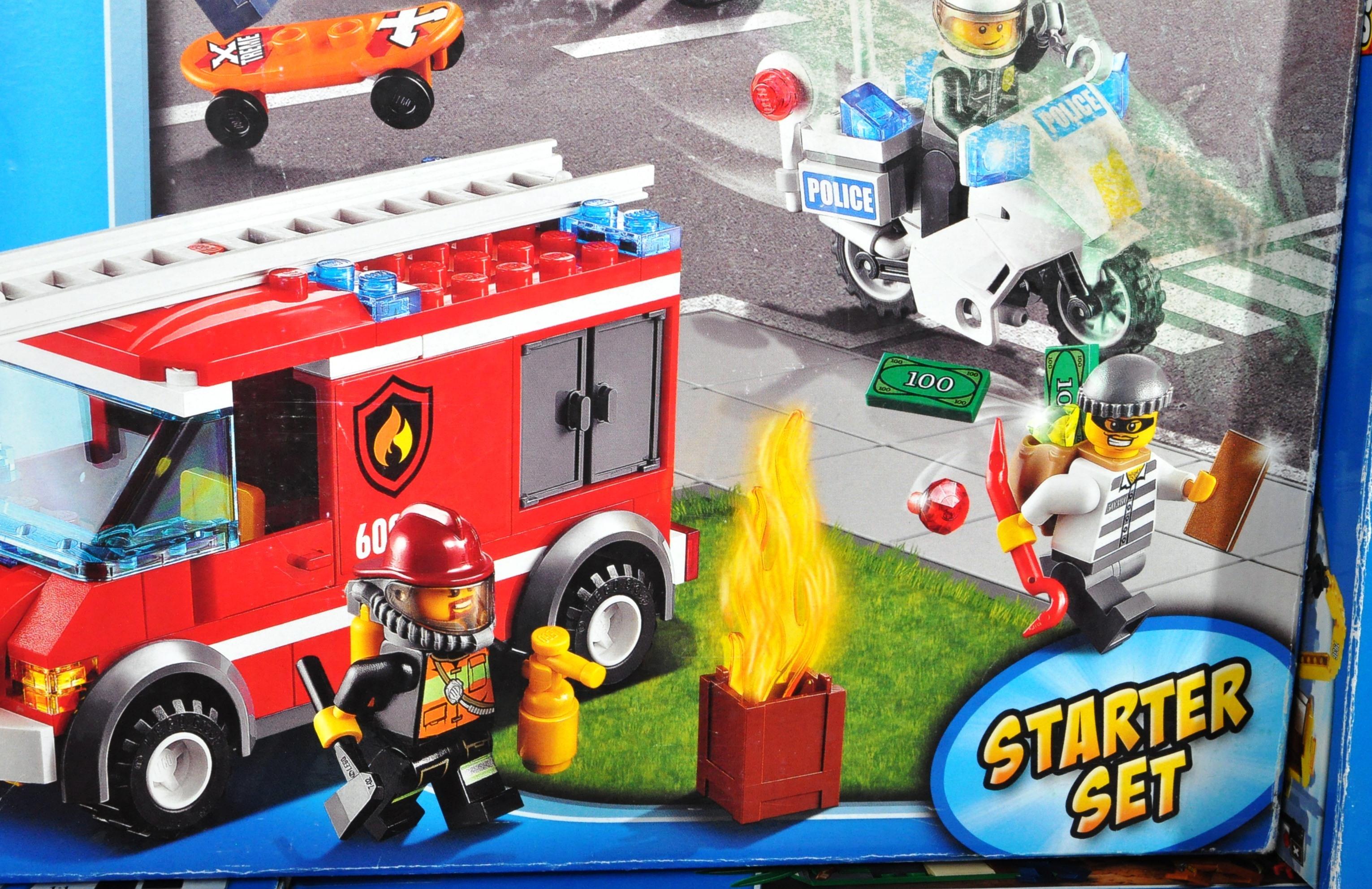 LEGO SETS - LEGO CITY - 60023 / 60084 / 60158 / 7936 / 60118 / 60057 / 7990 / 60007 - Image 2 of 5