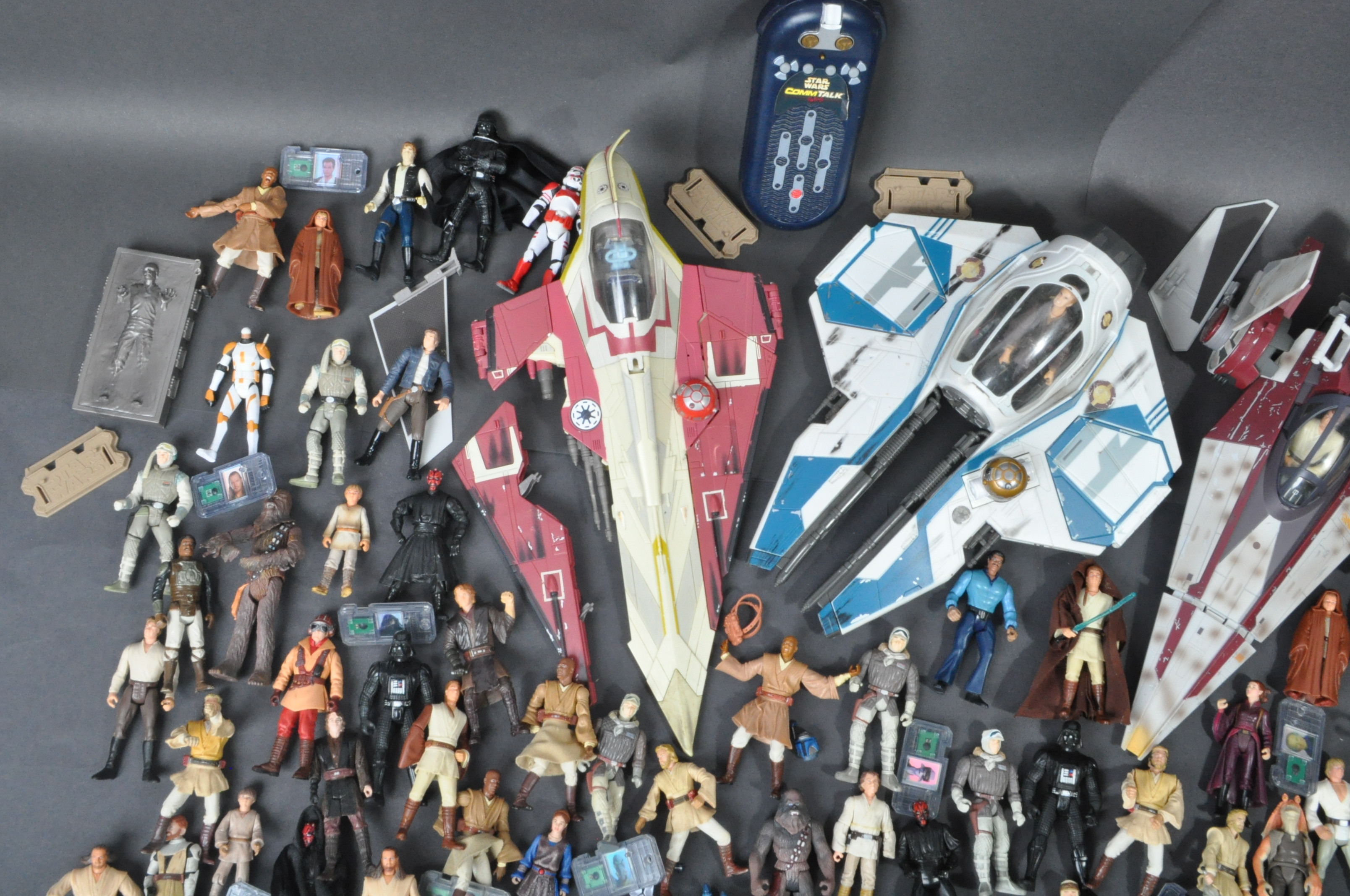 STAR WARS - LARGE COLLECTION KENNER / HASBRO CLONE WARS & OTHER FIGURES - Image 4 of 10