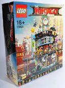 LEGO SET - LEGO NINJAGO MOVIE - 70620 - NINJAGO CITY