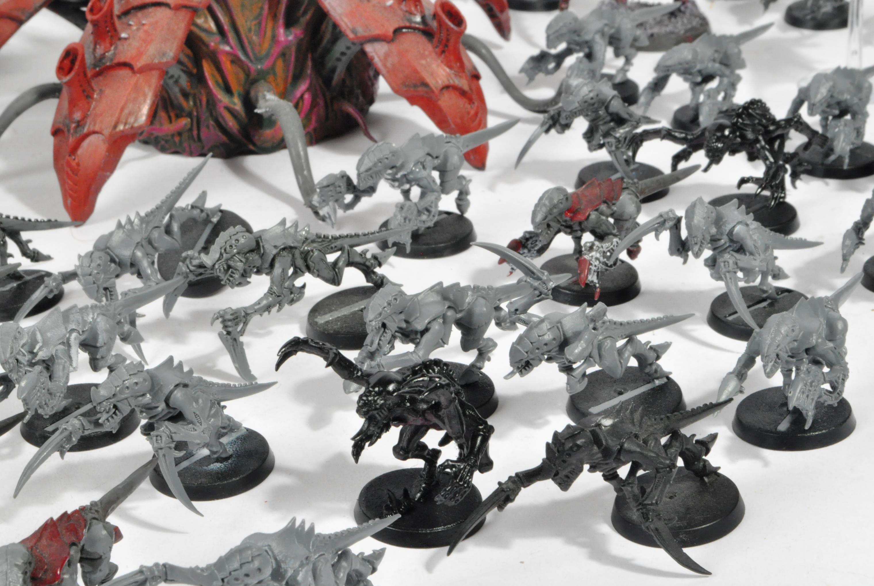 LARGE WARHAMMER 40K TYRANID ARMY - Image 11 of 12