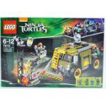 LEGO SET - LEGO NINJA TURTLES - 79115 - TURTLE VAN TAKEDOWN
