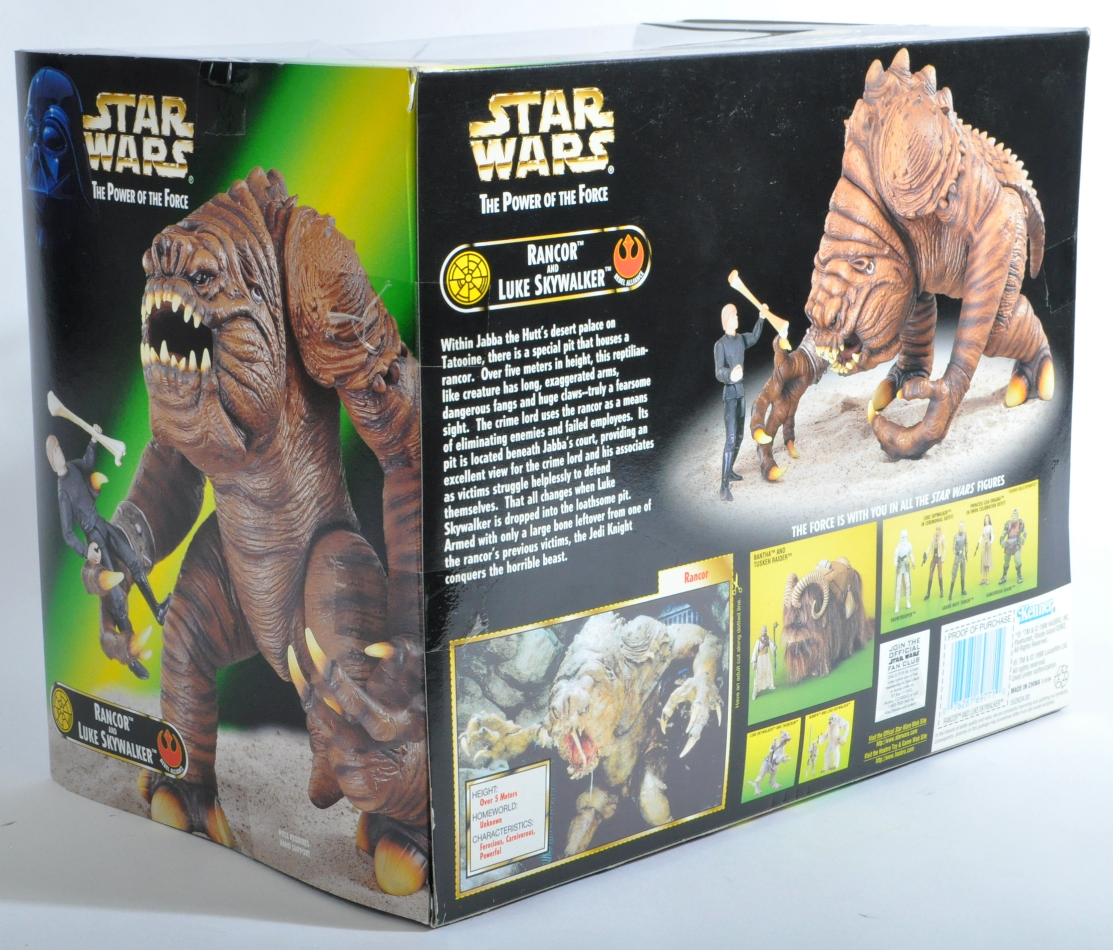 STAR WARS - POWER OF THE FORCE SEALED ACTION FIGURE PLAYSET - Image 2 of 3