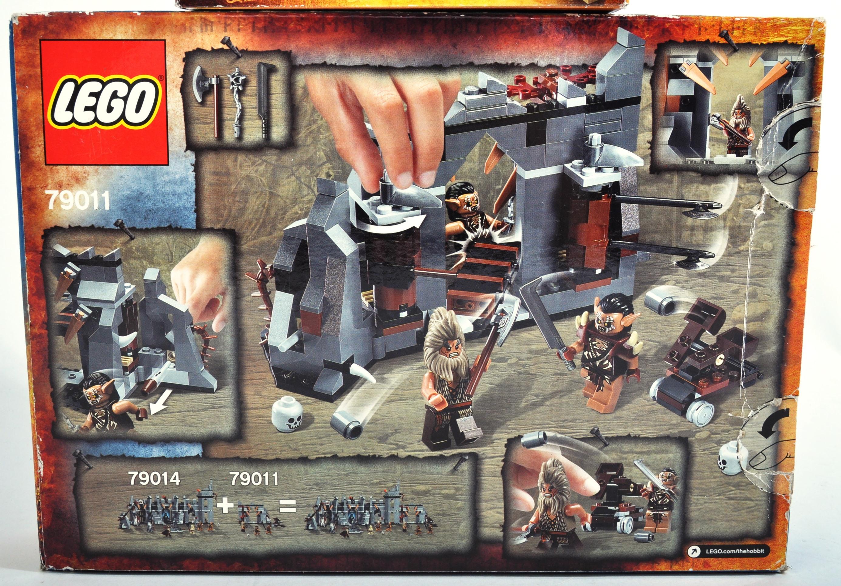 LEGO SETS - THE HOBBIT - 79000 / 79011 - Image 3 of 7