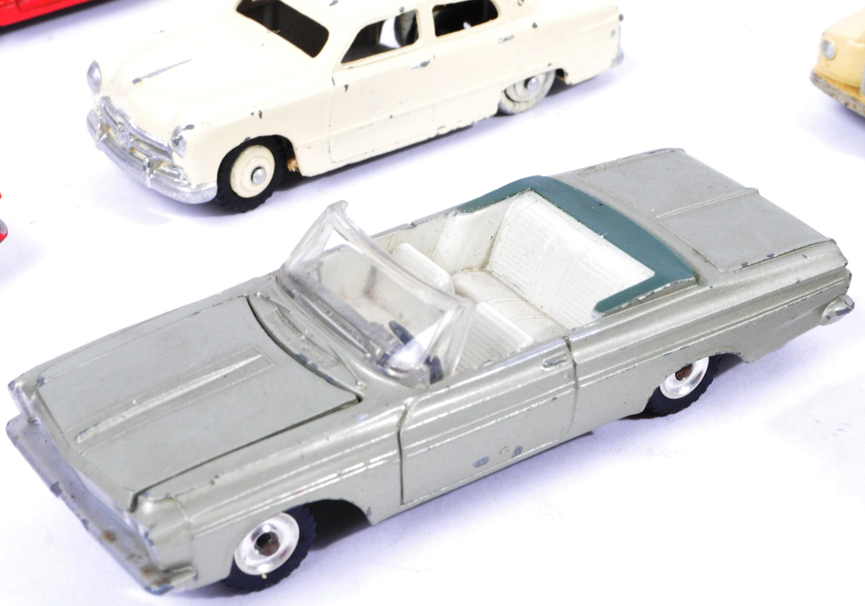 COLLECTION OF X10 VINTAGE DINKY TOYS DIECAST MODEL VEHICLES - Image 5 of 7
