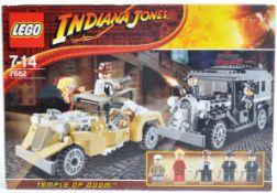 LEGO SET - LEGO INDIANA JONES - 7682 - SHANGHAI CHASE
