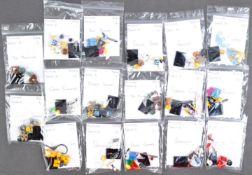LEGO MINIFIGURES - 8804 - SERIES 4 COLLECTABLE MINIFIGURES