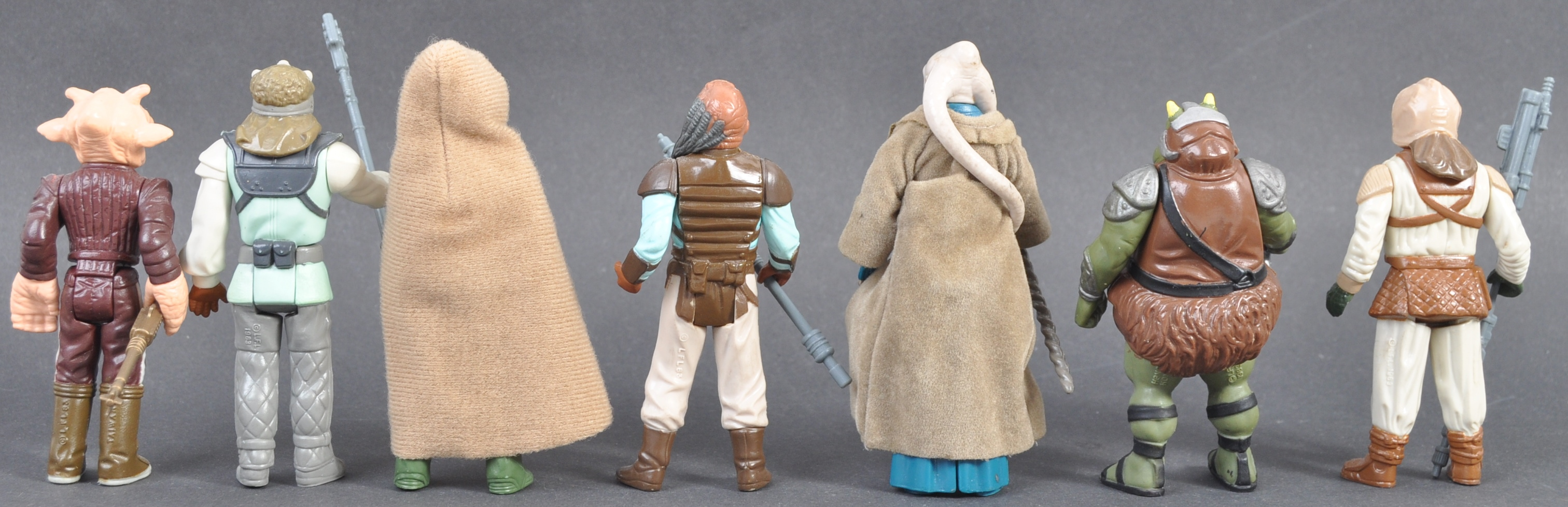 STAR WARS ACTION FIGURES - COLLECTION OF ASSORTED - Image 5 of 12
