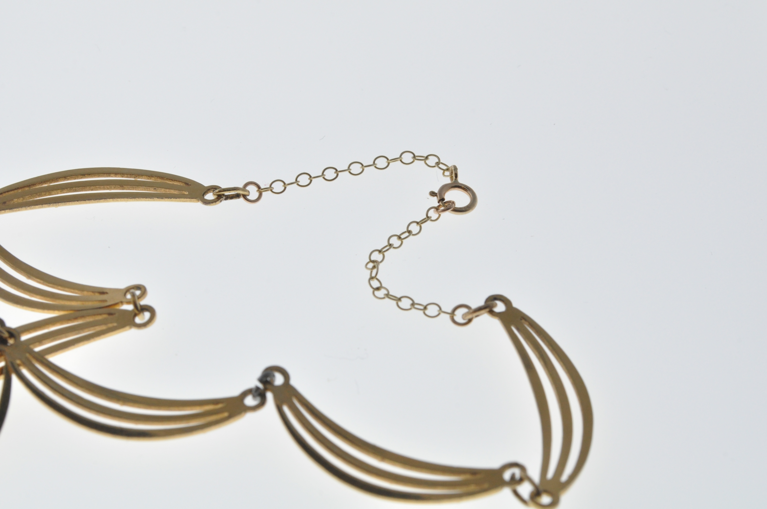 VINTAGE BANGLE AND NECKLACE - Image 8 of 9