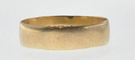 9CT GOLD WEDDING BAND RING