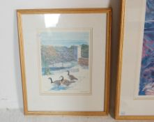 AFTER PETER WELTON - COLLECTION OF THREE VINTAGE 20TH CENTURY PRINTS