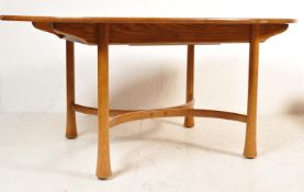 VINTAGE ERCOL EXTENDING DINING TABLE