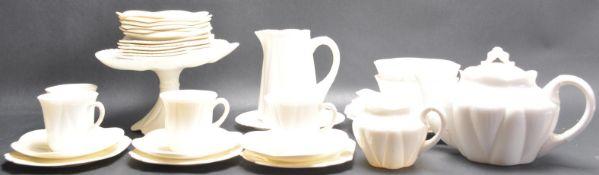 VICTORIAN TEA SERVICE BY SHELLEY IN DAINTY PATTERN