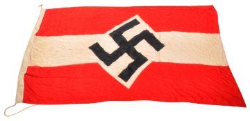 WWII SECOND WORLD WAR THIRD REICH GERMAN HITLER YOUTH FLAG