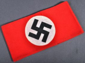 ORIGINAL WWII SECOND WORLD WAR NAZI MEMBER'S ARMBAND