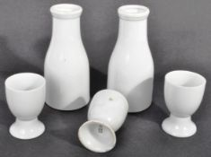 COLLECTION OF ASSORTED GERMAN THIRD REICH CROCKERY ITEMS