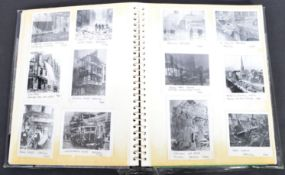 BRISTOL INTEREST - ALBUM OF HOME FRONT / ARP / BOMB DAMAGE OF THE CITY