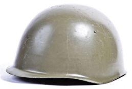 POST-WWII 20TH CENTURY SOVIET / CZECHOSLOVAKIA HELMET