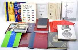 COLLECTION OF MILITARY INTEREST REFERENCE BOOKS