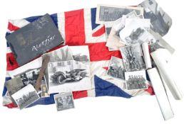 POST-WWII SECOND WORLD WAR AIRBORNE REGIMENTAL PHOTOGRAPHS