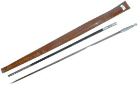20TH CENTURY IRISH GENTLEMANS MASONIC SWORD