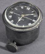 1930S NORTH & SONS LTD ' WATFORD ' CAR / AEROPLANE DASHBOARD CLOCK