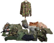 COMPLETE AFGHANISTAN SNIPER CORP UNIFORM KIT BAG