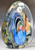 SIGNORETTI - MURANO LARGE STUDIO ART GLASS SCULPTURE