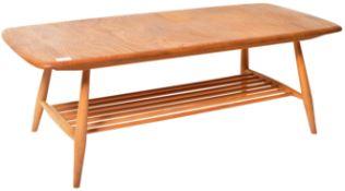 LUCIAN ERCOLANI - ERCOL MODEL 459 COFFEE TABLE