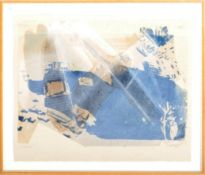 STEVE BARRACLOUGH - 1985 ETCHING, LITHOGRAPH SIGNED ARTIST'S PROOF