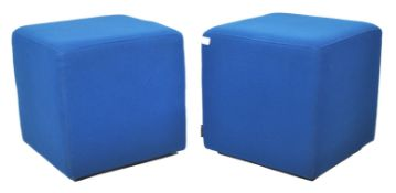 HITCH MYLIUS - HM41 - PAIR OF CONTEMPORARY FOOTSTOOLS
