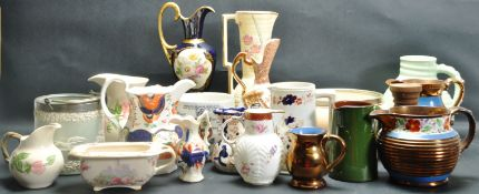 LARGE COLLECTION OF MID 20TH CENTURY CERAMIC WARE