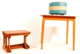 COLLECTION OF RETRO VINTAGE MID 20TH CENTURY FURNITURE