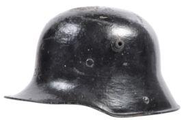 ORIGINAL WWI IMPERIAL GERMAN M16 INFANTRY HELMET