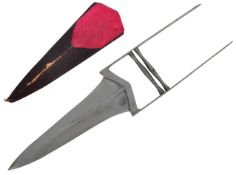 EARLY 20TH CENTURY INDIAN KATAR PUNCH DAGGER