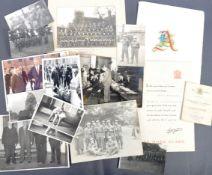 WWII SECOND WORLD WAR - HUNTLEY & PALMER HOME GUARD