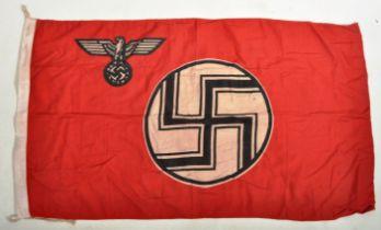 WWII SECOND WORLD WAR THIRD REICH NAZI GERMAN BATTLE FLAG