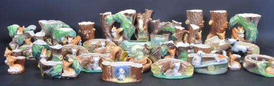 COLLECTION OF VINTAGE 20TH CENTURY HORNSEA POTTERY