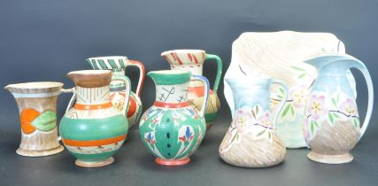 COLLECTION OF EARLY 20TH CENTURY CIRCA 1930S MYOTT CHINA