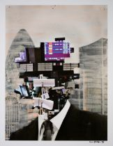 PETER KENNARD / CAT PHILIPS PETROL HEAD, PORTRAIT OF CITY, 2011