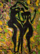 ELLIS SINGANO (MALAWIAN) LOVERS DANCE, 2021