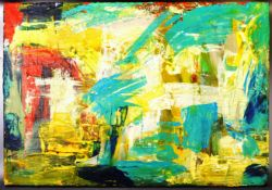 FRANCES BILDNER - CORPORATE ABSTRACT MODERN ART